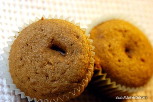Baking Sweet Potato Muffins