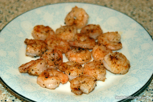 Seasoned Broiled Shrimp