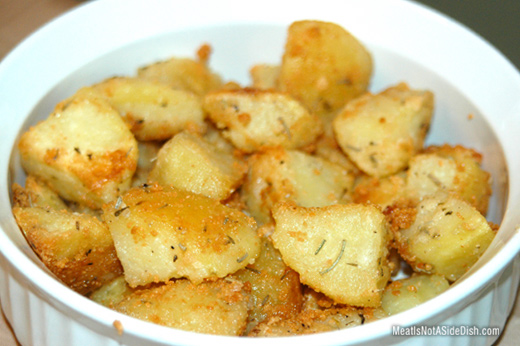 how to cook crispy baked potatoes in the oven