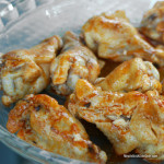 MeatIsNotASideDish Chicken Wings and Sauce Recipe