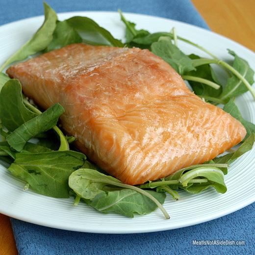 Basic Smoked Salmon